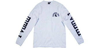 printing on long sleeve and short sleeve shirt