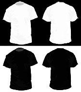 basict-t-shirt-templates