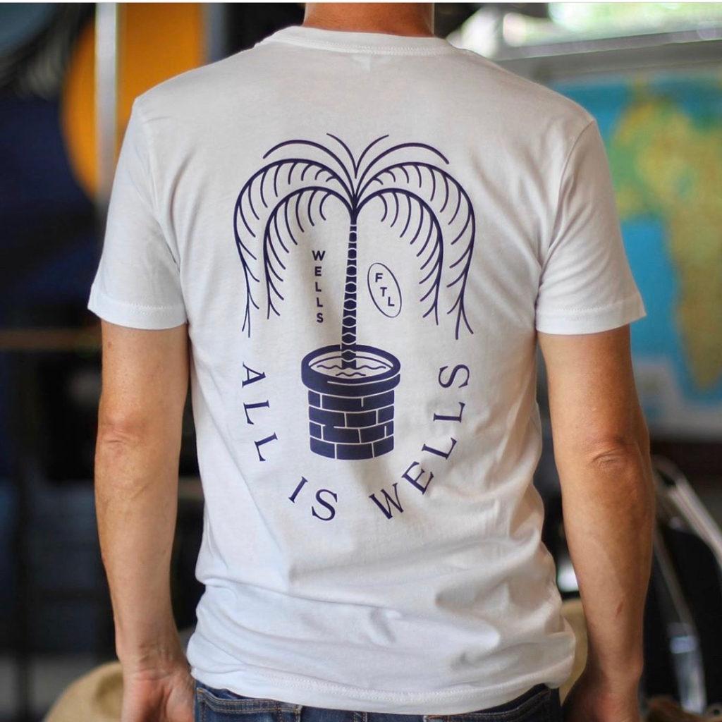 Wells Benefit Shirt